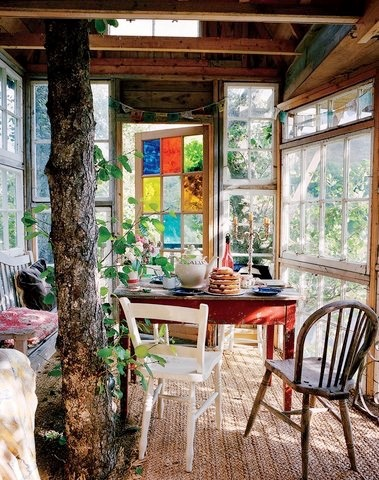 Inspired home interiors around the world angelica for Casas hippies
